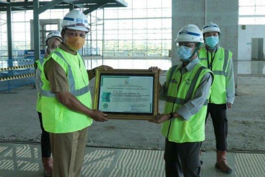 WIKA raih 10 juta jam kerja selamat pada proyek Bandara Hasanuddin