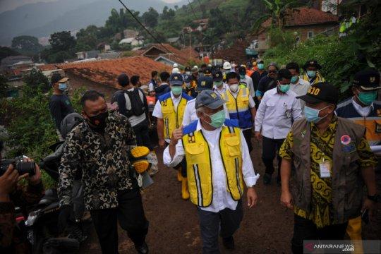 Menteri Basuki: Penyerapan anggaran Kementerian PUPR harus dipercepat