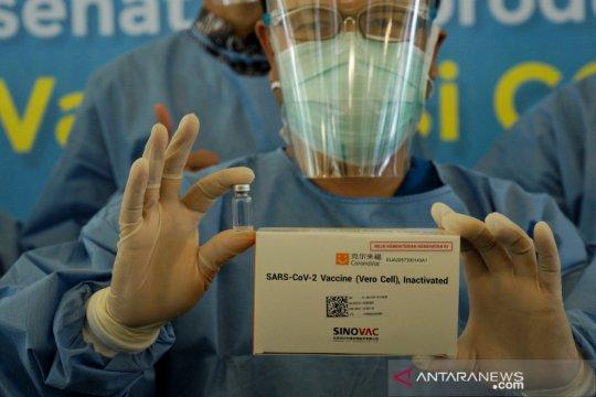 Yogyakarta belum terima laporan soal efek samping vaksinasi COVID-19