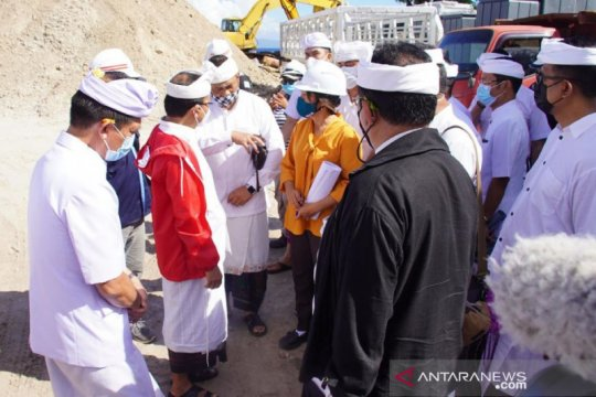 Bupati Klungkung: pengerjaan Pelabuhan Sampalan capai 51 persen