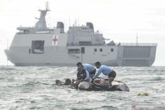 AS tawarkan dukungan bagi Indonesia tangani kecelakaan SJ 182