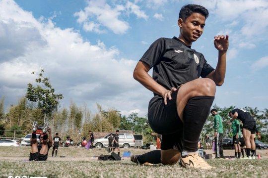 Penyerang sayap PSS minta Liga 1 2020 lebih baik dianggap selesai