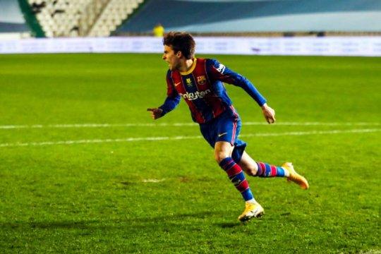 Riqui Puig mengaku ajukan diri jadi penentu kemenangan Barcelona