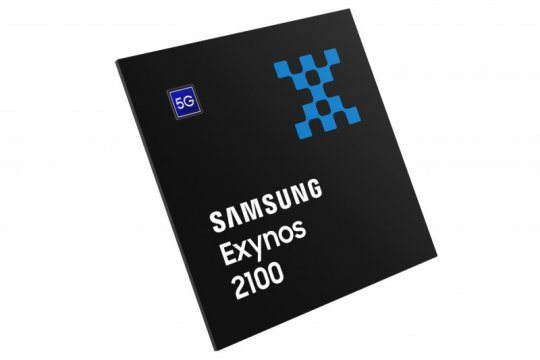 Samsung luncurkan chip flagship Exynos 2100
