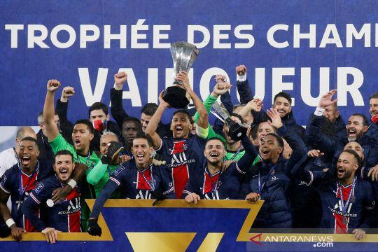 Paris St Germain juara Trophee des Champions