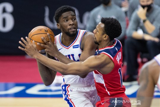 Shake Milton antar 76ers bungkam Heat 125-108