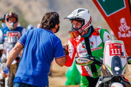 Pierre Cherpin meninggal dunia setelah kecelakaan di Reli Dakar