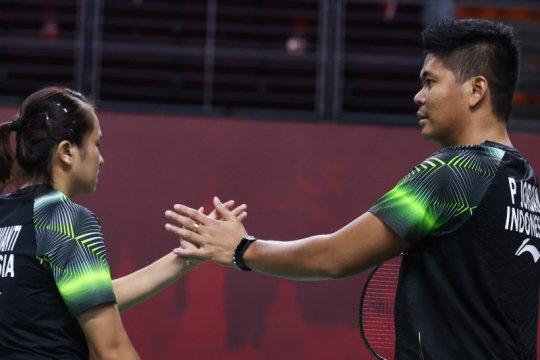 Jelang semifinal Thailand Open, Praveen/Melati lakukan evaluasi