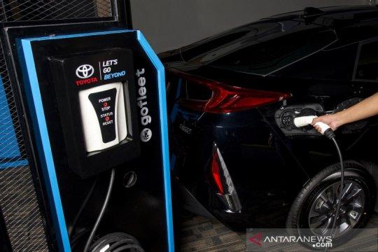 Harapan Toyota untuk pasar otomotif 2021 dan mobil listrik