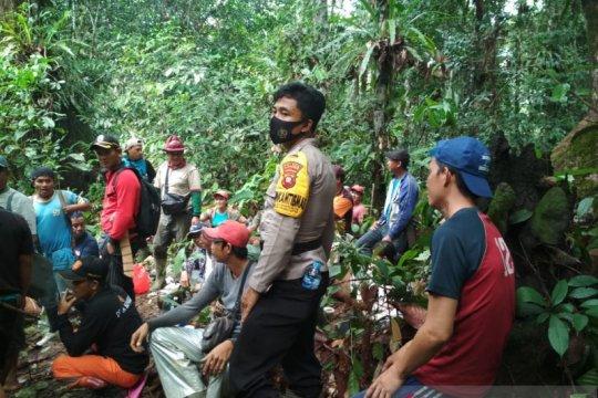 Polisi: Warga hilang di hutan perbatasan RI-Malaysia belum ditemukan