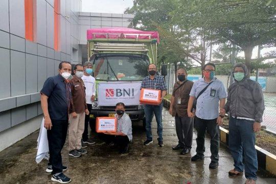 BNI salurkan bantuan bagi korban gempa Mamuju