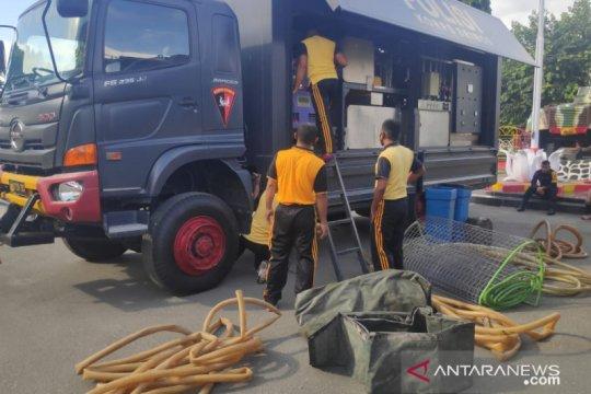 Polda Sulteng kirim lagi 52 personel Sabhara bantu korban gempa Majene