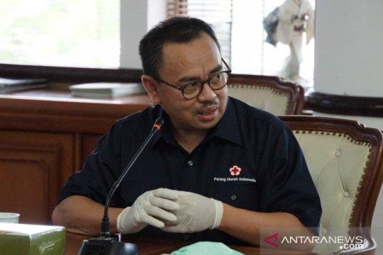 PMI taati protokol kesehatan bantu korban gempa Sulawesi Barat