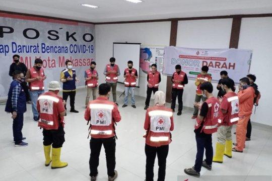 PMI Makassar bersiap menuju Sulbar