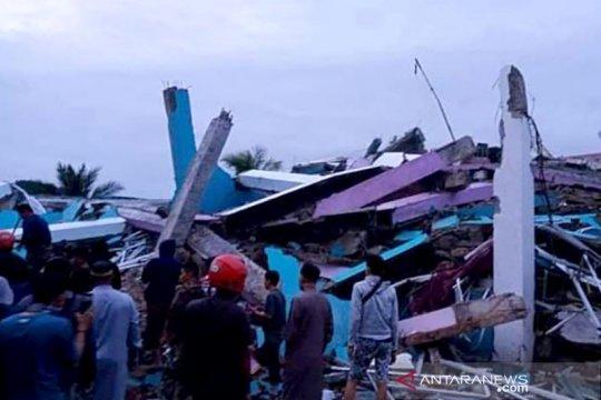 BMKG: Sudah 47 kali gempa terjadi di Sulbar sejak Kamis