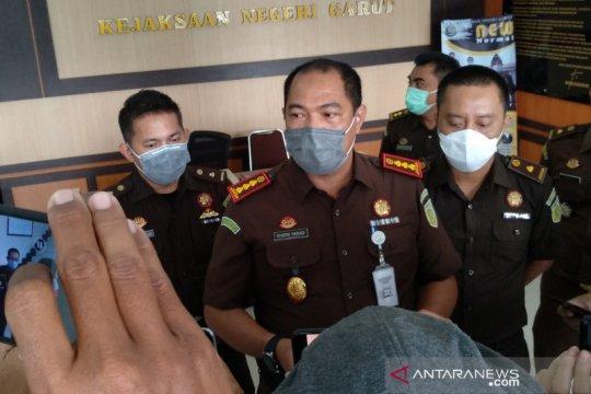 Lima terdakwa kasus korupsi di Garut ditangguhkan penahanannya