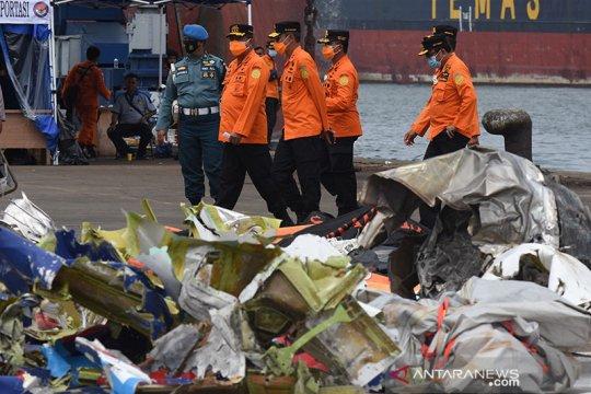 Kabasarnas: Pencarian pesawat Sriwijaya SJ-182 diperpanjang tiga hari