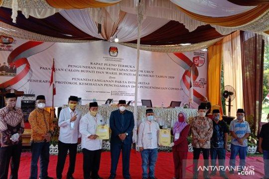 Penetapan bupati terpilih Mukomuko Bengkulu tunggu putusan MK