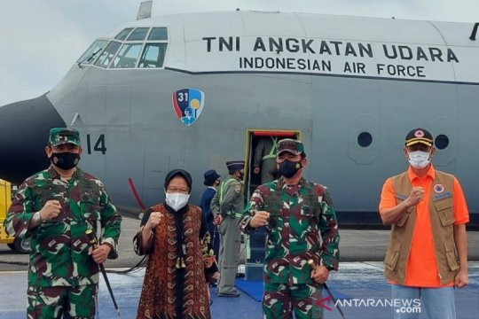 Kemensos kirim bantuan tangani gempa di Sulawesi Barat