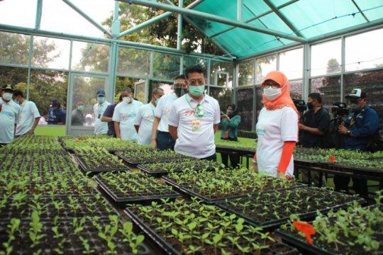 Agro Eduwisata Ragunan di Jakarta Selatan resmi diluncurkan
