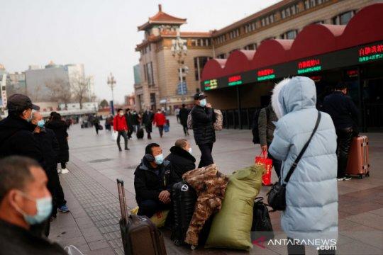 China laporkan 103 kasus baru COVID-19