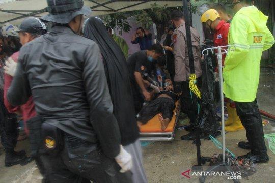 Evakuasi dua anak perempuan terjebak reruntuhan di Mamuju dipercepat