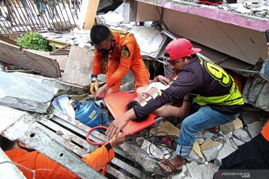 BNPB: 34 orang meninggal akibat gempa Sulbar