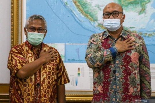 KPU tunjuk Ilham Saputra sebagai pelaksana tugas ketua