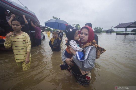 Presiden: Segera kirim bantuan untuk korban banjir di Kalsel
