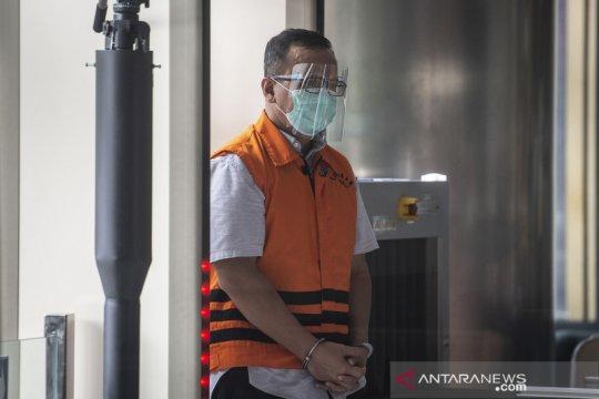 Pemeriksaan lanjutan mantan Menteri Kelautan dan Perikanan Edhy Prabowo