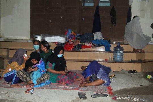 BPBD Mamuju siap bantu evakuasi warga ke Makassar
