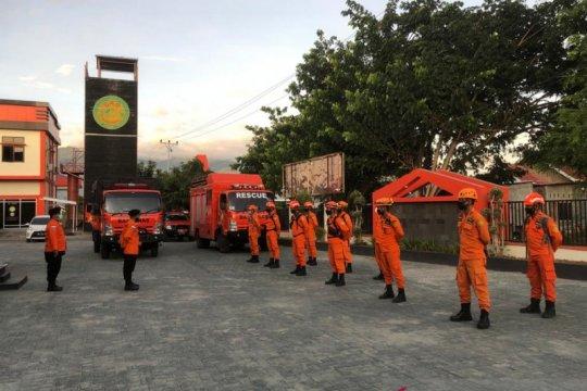 Basarnas Palu berangkatkan personel bantu operasi SAR gempa Sulbar