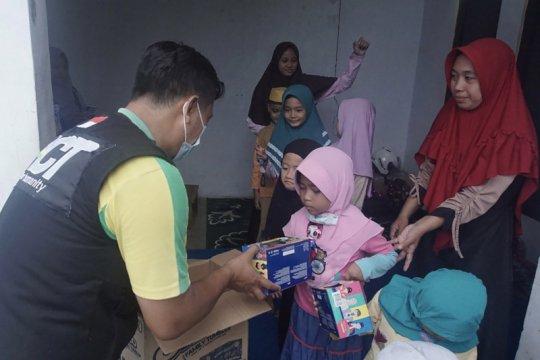 ACT Malang distribusikan paket pangan untuk para santri