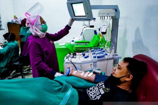 PMI: Penerima vaksin COVID-19 tidak bisa langsung donor darah
