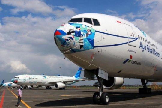 Garuda Indonesia batalkan sejumlah jadwal rute Jakarta-Gorontalo