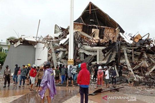 Gempa Majene Sulbar adalah gempa berulang, sebut BMKG