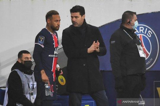 PSG konfirmasi Mauricio Pochettino positif COVID-19