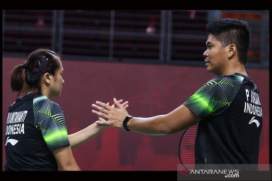 Praveen/Melati melenggang ke final Thailand Open 2021