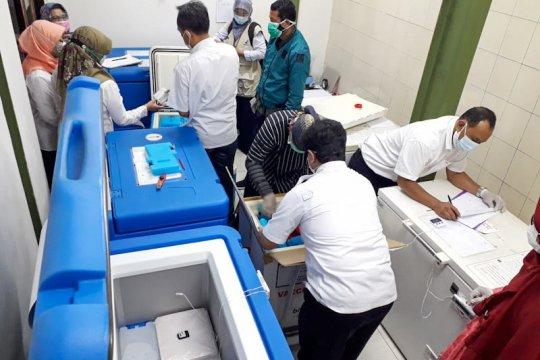 Sekitar 475 nakes di Yogyakarta sudah divaksin COVID-19