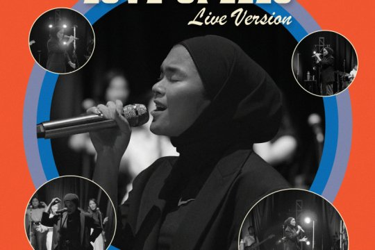 "Sivia Azizah akan rilis album ""Love Spell Live Version"""