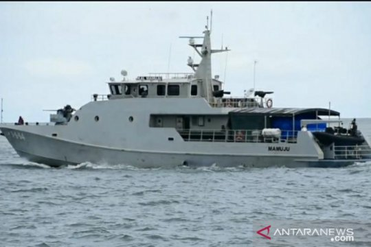 Lantamal VI kembali kirim KAL angkut bantuan logistik ke Sulbar