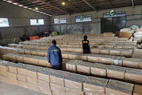 BC gagalkan penyelundupan 7,2 juta batang rokok ilegal di Riau