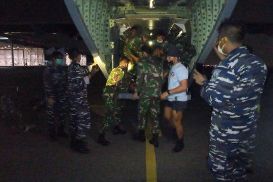 Koarmada II kerahkan pasukan khusus evakuasi korban banjir di Kalsel