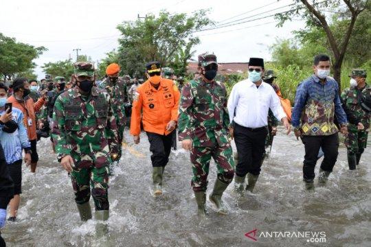 Panglima TNI: Pengerahan kekuatan maksimal tangani banjir di Kalsel