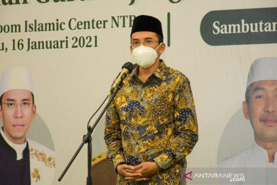 """TGB luncurkan buku """"Dakwah Nusantara Islam Wasathiyah"""""""