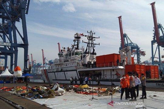 Tim SAR kerahkan 62 kapal hari kedelapan pencarian SJ-182