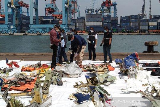 KNKT ungkap temuan awal perawatan pesawat Sriwijaya Air SJ 182