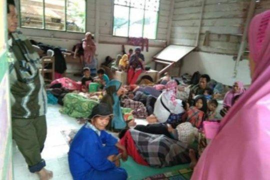 1.200 pengunsi Ulumanda Majene belum tersentuh bantuan