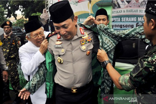 Listyo Sigit bantu warga Kesepuhan Banten dapatkan 5 SK Hutan Adat