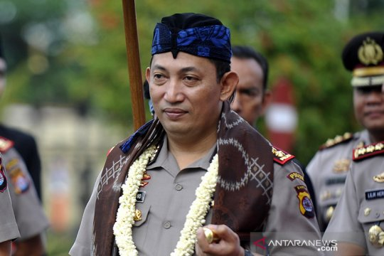 Listyo Sigit ajak berbagai angkatan di Polri hadiri uji kelayakan